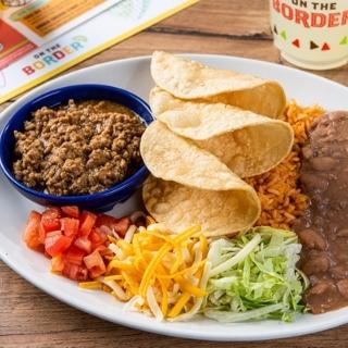Kids BYO Mini Tacos