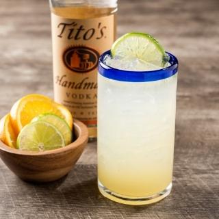 Tito's Limeade Fresca