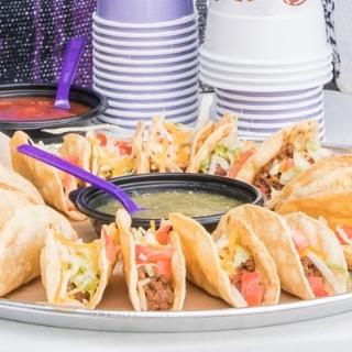 Mini Crispy Taco Platter