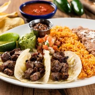 Street-Style Mini Tacos